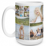 Collage Big Mug