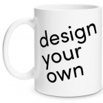 Design Your Own Matte Mug