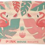 Flamingo Blanket