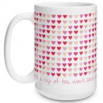 Heart Big Mug