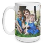 2 Photo Big Mug