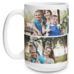 4 Photo Big Mug