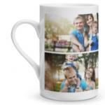 4 Photo Porcelain Mug