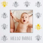 Bees 8 x 6″ Photo Book