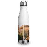 2 Photos Water Bottle