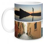 4 Photo Matte Mug