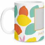 Bright Lemon Matte Mug