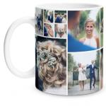 Collage Matte Mug