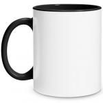 Create Your Own Black Mug