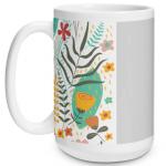 Floral Pop Big Mug