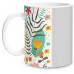 Floral Pop Glossy Mug