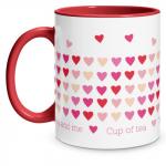 Heart Red Mug